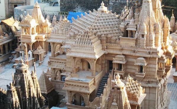 Palitana, Gujarat, India