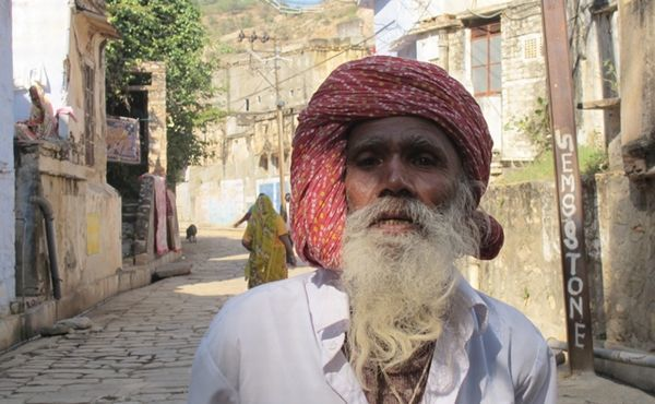 Samode, Rajasthan, India