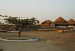 Shaam-E-Sarhad Village Resort