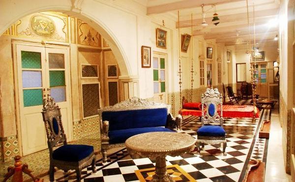 Mandir Palace Hotel in Jaisalmer, Rajasthan