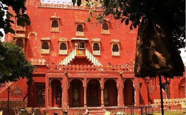 Bhairon Vilas in Bikaner, Rajasthan