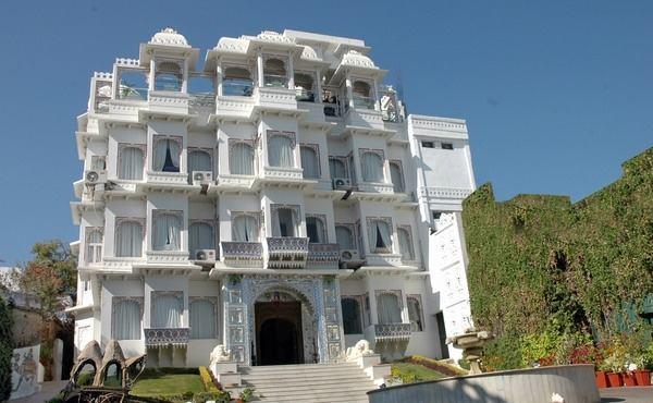 Udai Kothi in Udaipur, Rajasthan