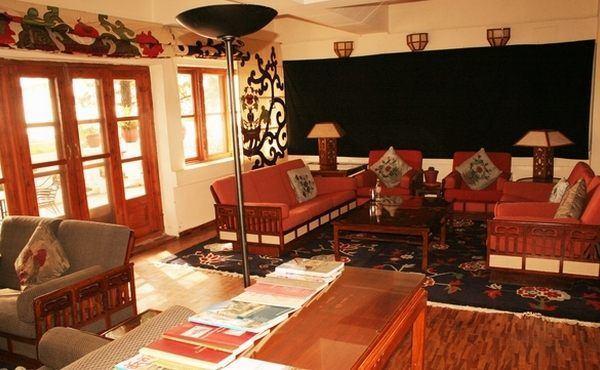 Chonor House in Dharamsala, Himachal Pradesh