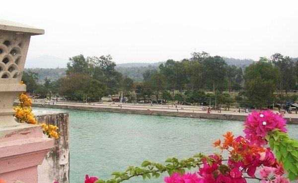 The Haveli Hari Ganga in Haridwar, Uttaranchal