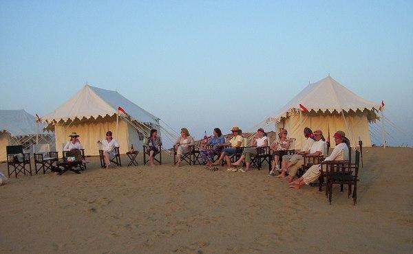 Dera Eco in Osian, Rajasthan