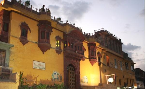 Pal Haveli in Jodhpur, Rajasthan
