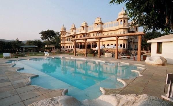 Hotel Ranakpur Fateh Bagh in Ranakpur, Rajasthan