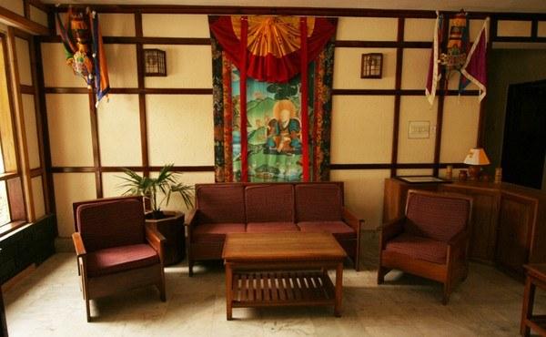 Hotel Tashi Gang in Yuksom, Sikkim