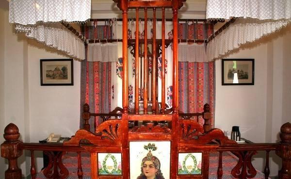 Jagat Niwas Palace Hotel in Udaipur, Rajasthan