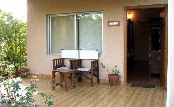 Gir Birding Lodge in Sasangir, Gujarat