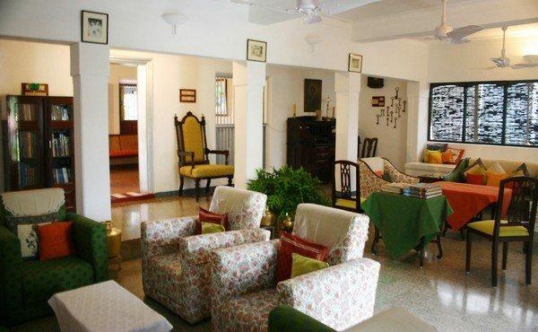 The Bangala in Karaikudi, Tamil Nadu