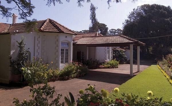 Wallwood Garden in Coonoor, Tamil Nadu