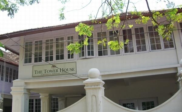 The Tower House in Kochi, Kerala