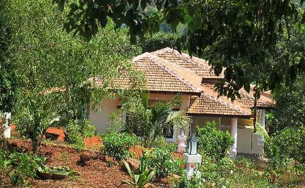 Wildflower Villas in Goa, Goa