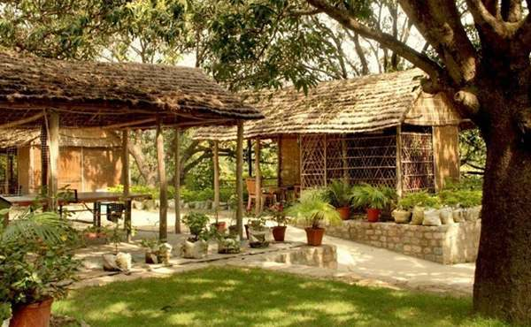 Tiger Camp in Corbett, Uttaranchal