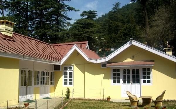 Woodville Palace in Shimla, Himachal Pradesh