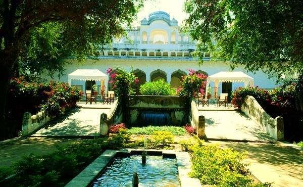 Samode Bagh in Samode, Rajasthan