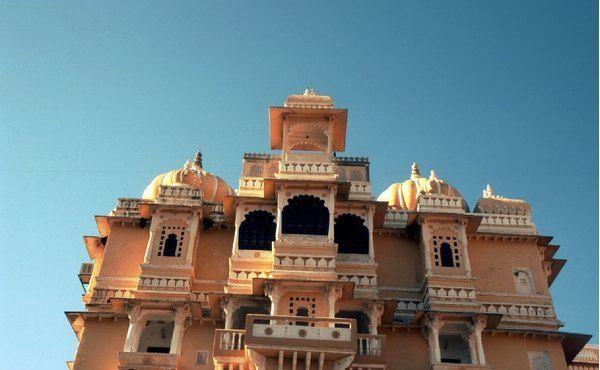 Deogarh Mahal in Deogarh, Rajasthan