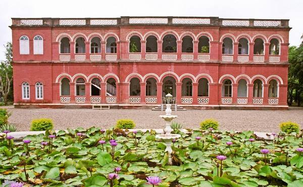 Orchard Palace in Gondal, Gujarat