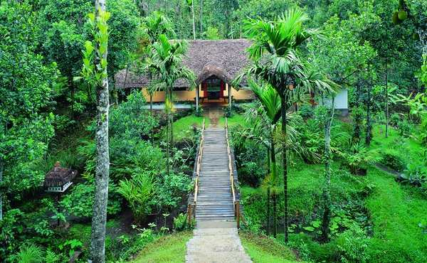 Shalimar Spice Garden in Thekkady, Kerala