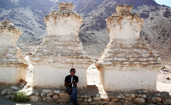 Jammu & Kashmir, Find `Little Tibet' in Ladakh/