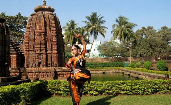 Orissa, Temples and beaches/