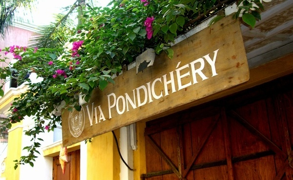 Pondicherry, The French Connection/