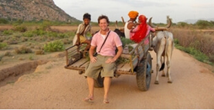 Off the beaten track - Experience India | Traveller's Palm